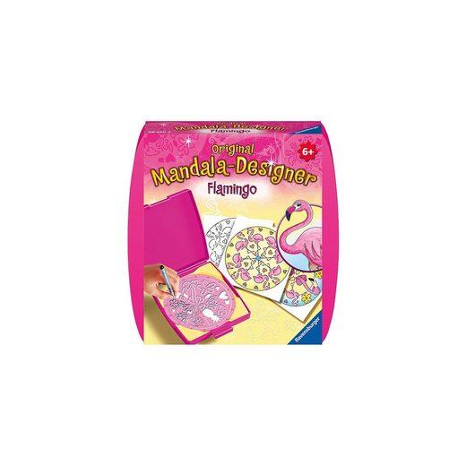 Ravensburger Original Mandala-Designer: Flamingo, Mini