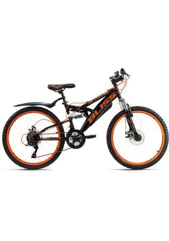 KS Cycling Kalnų dviratis »Bliss« 18 Gang Shimano...
