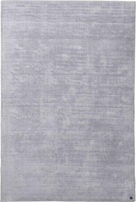 Teppich »Shine uni«, TOM TAILOR, rechteckig, Höhe 8 mm, handgewebt, 100% Viskose, mit elegantem Schimmer, Wohnzimmer