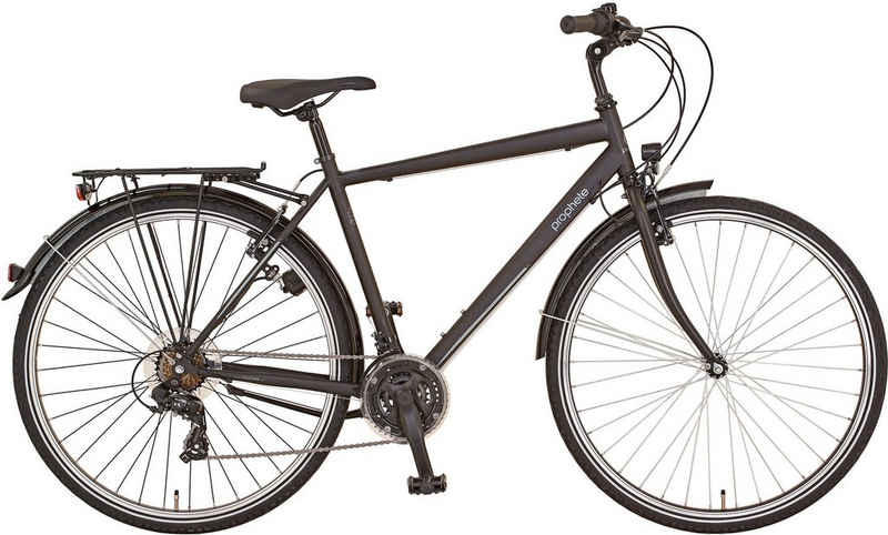 """Prophete Trekkingrad »ENTDECKER 20.BST.10 Trekking-Bike 28""""«, 21 Gang Shimano Shimano Tourney Schaltwerk, Kettenschaltung"""