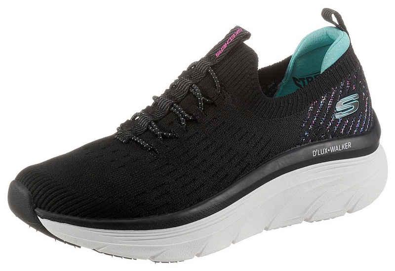 Skechers »D'LUX WALKER STAR STUNNER« Slip-On Sneaker in veganer Verarbeitung