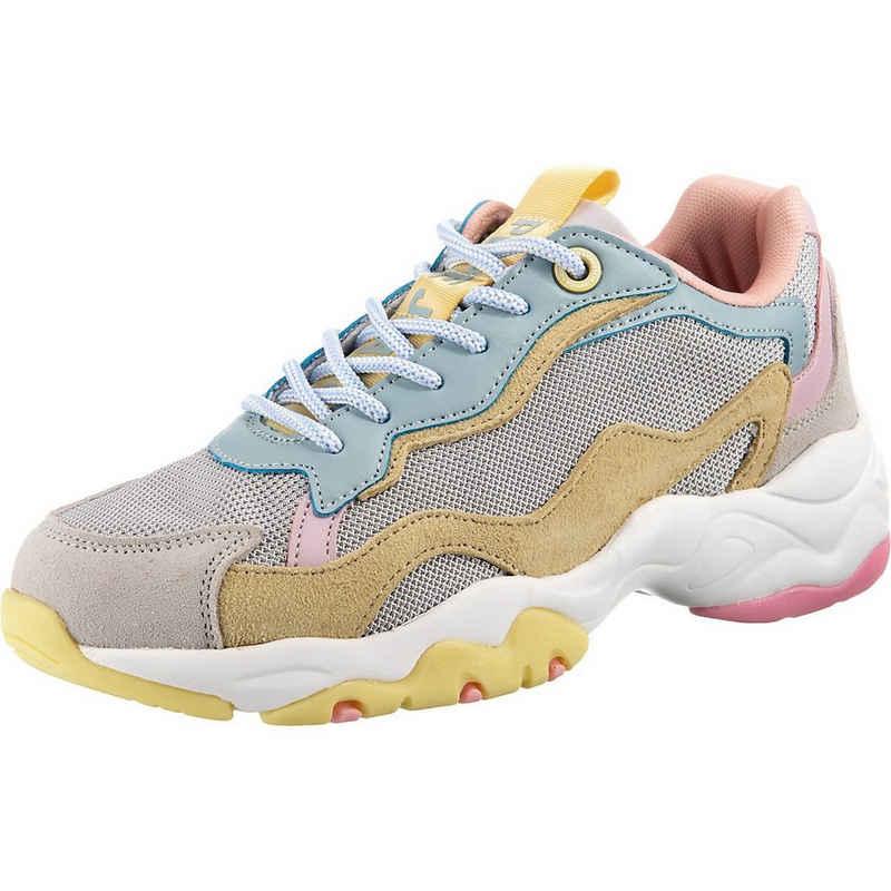 Pepe Jeans »Sloane Mix Sneakers Low« Sneaker