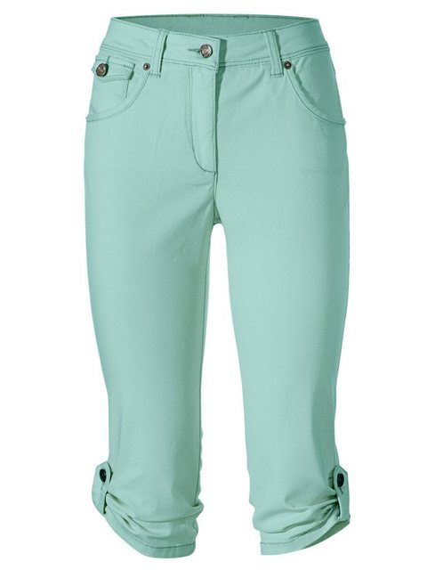 Hosen - ASHLEY BROOKE by Heine Caprijeans mit Bauchweg Funktion › blau  - Onlineshop OTTO