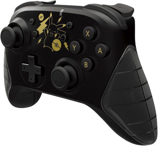 Hori »Wireless Switch Controller - Pikachu Black & Gold Edition« Controller