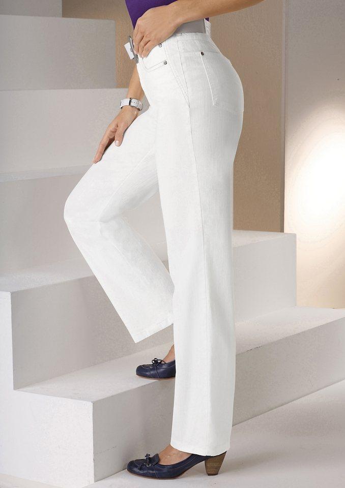 collection l jeans mit gerade beine f r schlanke optik online kaufen otto. Black Bedroom Furniture Sets. Home Design Ideas