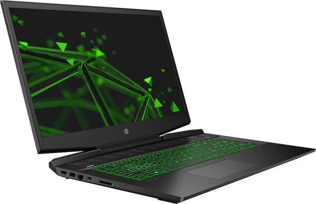 HP 17-cd2055ng Notebook 43,9 cm 17,3 Zoll, Intel Core i5, GeForce RTX 3050, 512 GB SSD, Kostenloses Upgrade auf Windows 11, sobald verfügbar