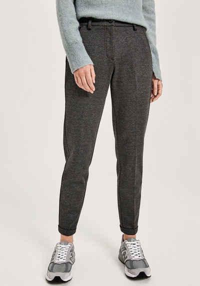 OPUS Stretch-Hose »Melina retro« mit elastischem Hosenbund