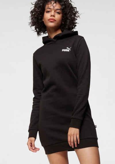 PUMA Sweatkleid »ESS Hooded Dress FL«