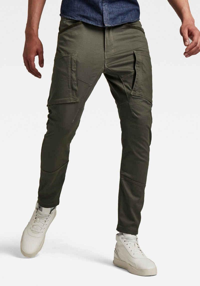 G-Star RAW Cargohose »Zip Pocket 3D Skinny Cargo Bracket Superstretch Twill«