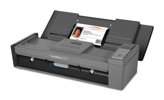 Kodak 1960988 ScanMate i940 Multifunktionsscanner