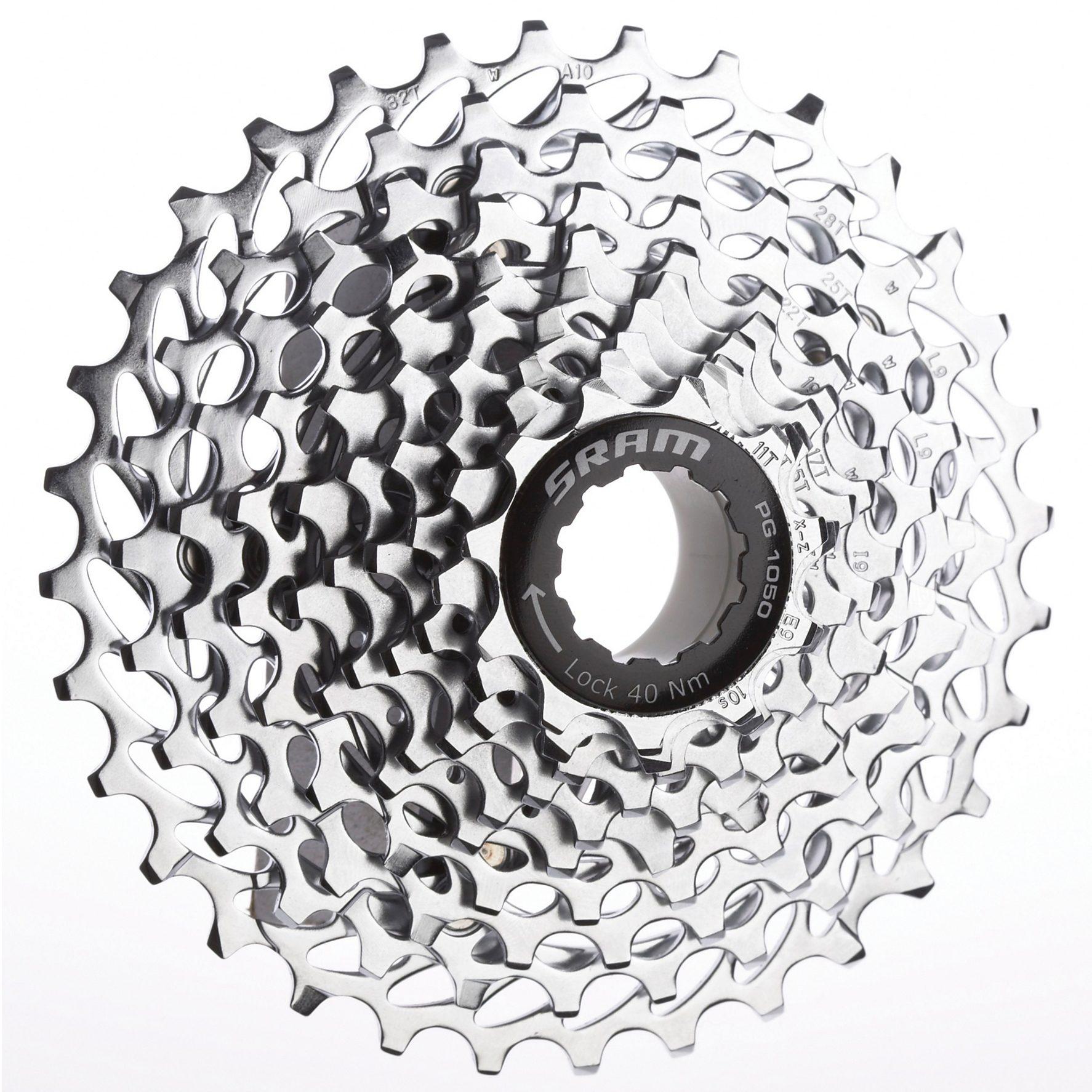 SRAM Fahrradkasetten »PG-1050 PowerGlide«