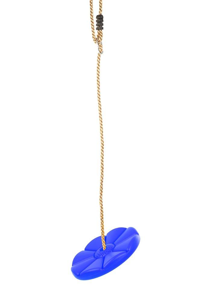 Dein Spielplatz Zubehör für Schaukel und Spielturm »Tellerschaukel, blau«