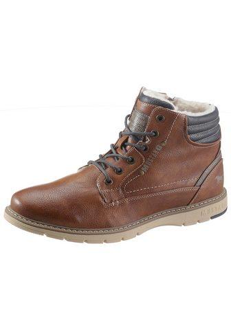 Mustang Shoes Žieminiai batai su Warmfutterinnenauss...