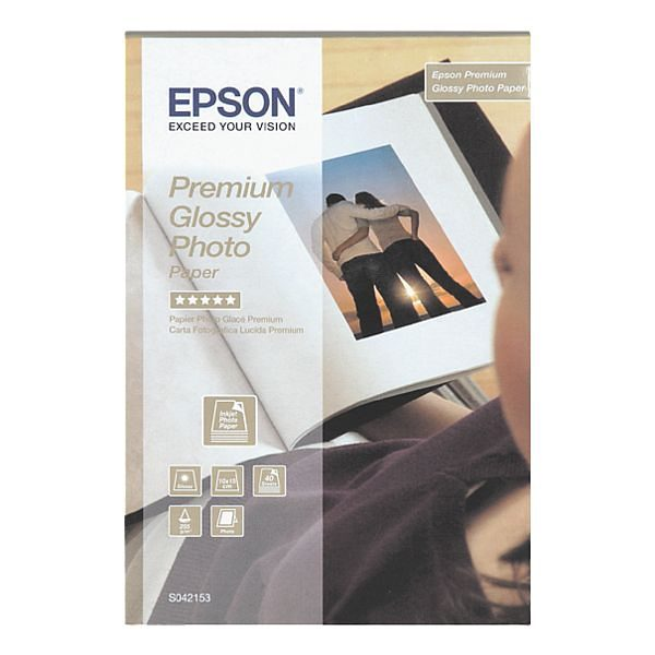 Epson Fotopapier »Premium Glossy«, 10x15
