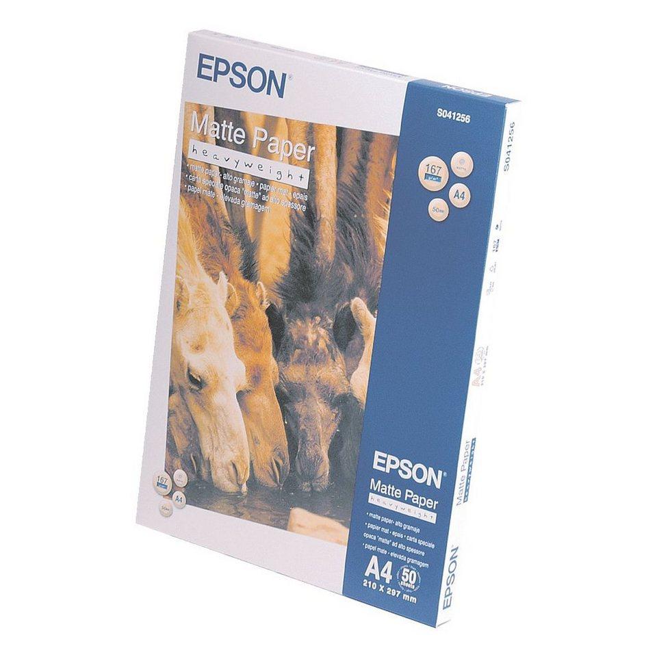 Epson Fotopapier »Heavy weight«