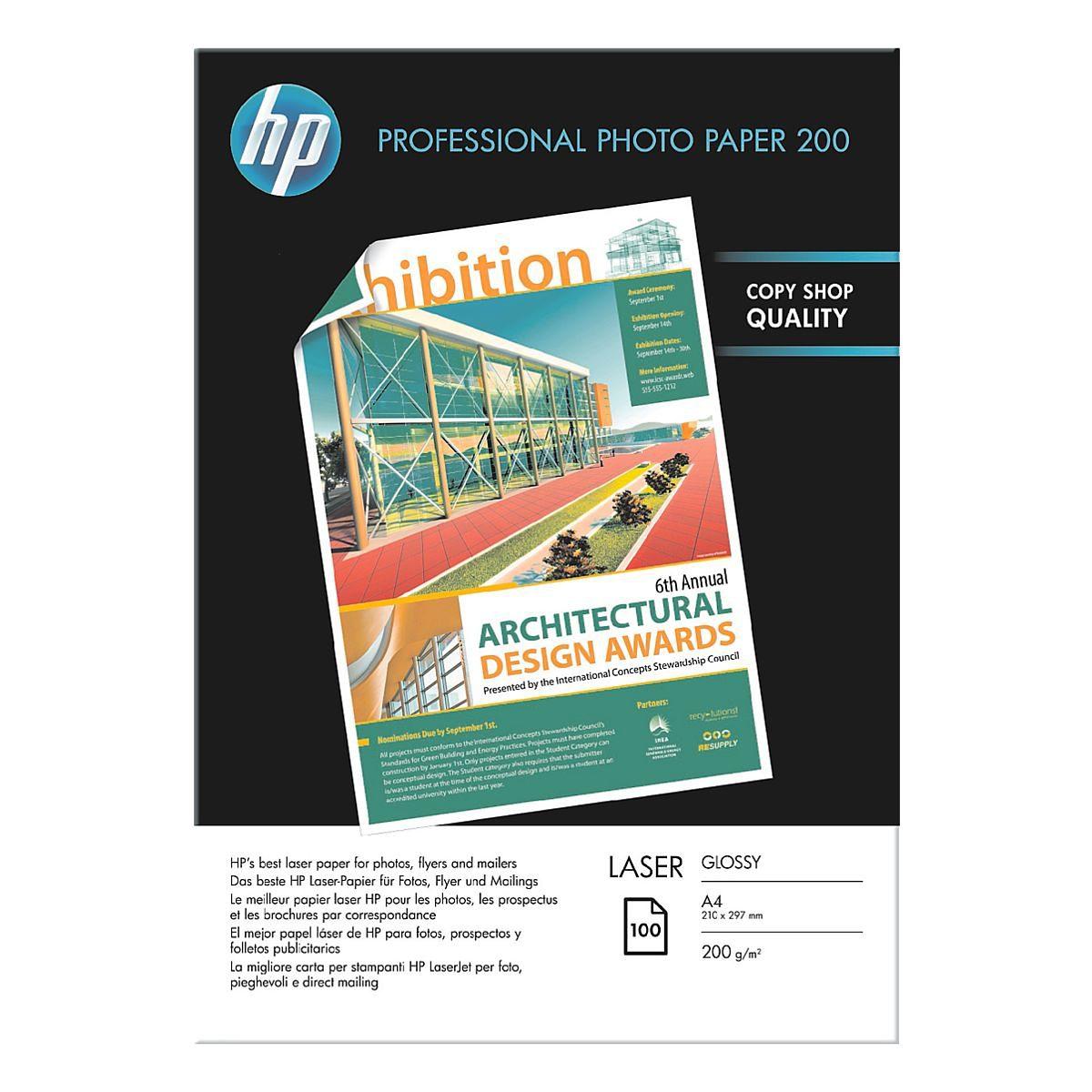 HP Foto-Laser-Papier »HP Photo Laser Paper«