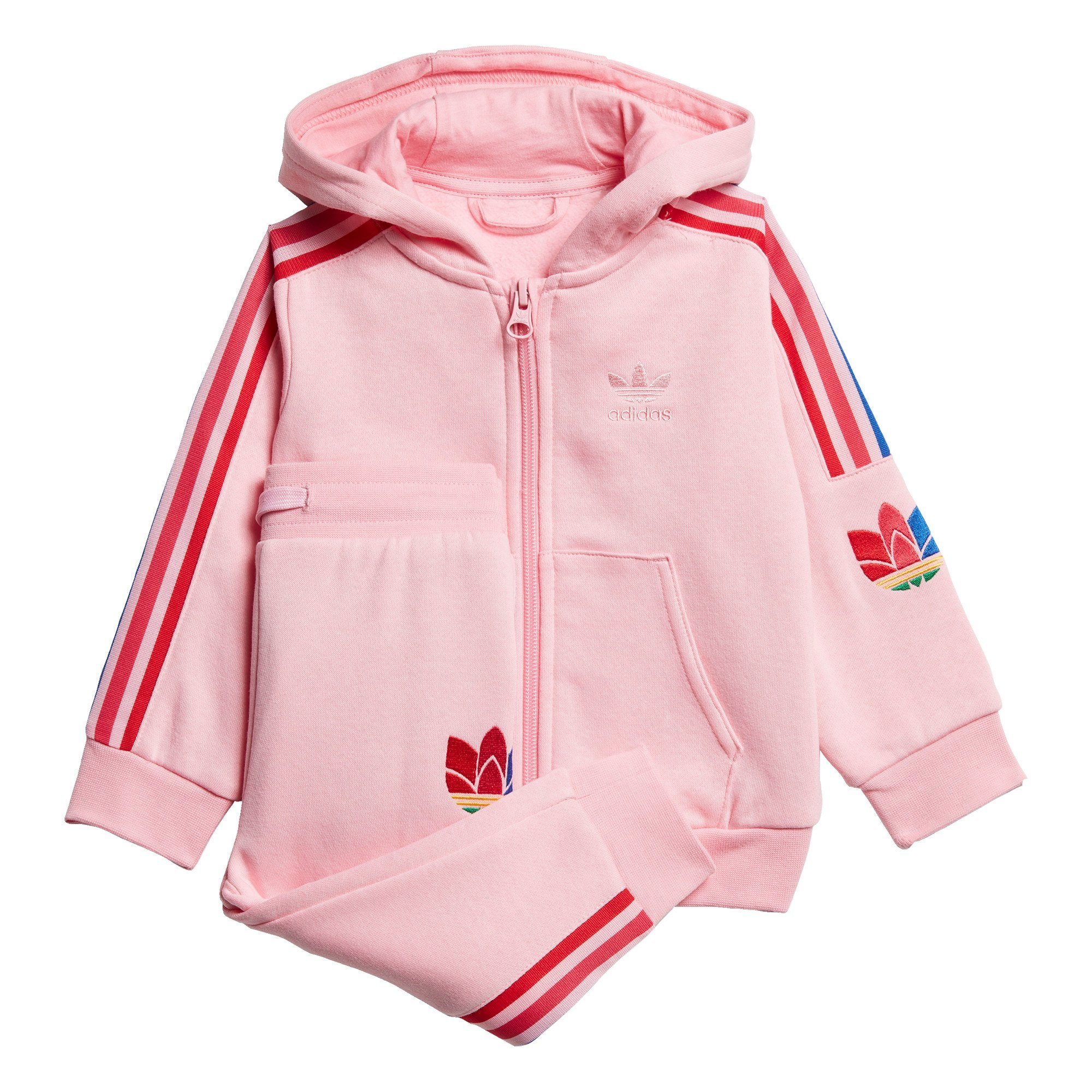 adidas Originals Trainingsanzug »Large Trefoil
