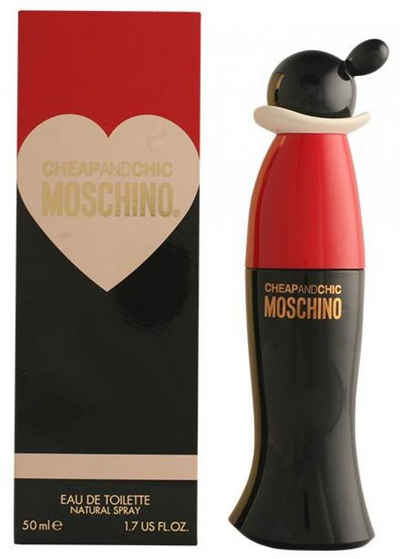 Moschino Eau de Toilette »Moschino Cheap & Chic Eau de Toilette 50ml Zerstäuber«