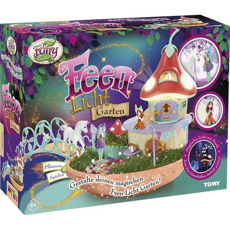 Tomy® Lernspielzeug »My Fairy Garden - Feen-Licht-Garten«