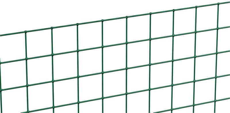GAH Alberts Schweissgitter, 100 cm hoch, 5 m, grün beschichtet