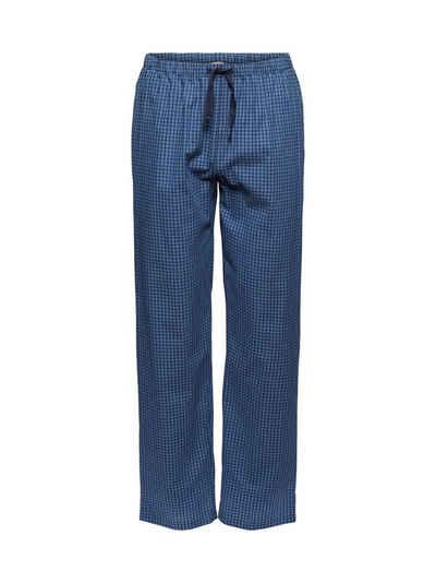 Esprit Schlafhose »Lange Pyjamahose aus 100% Organic Cotton«