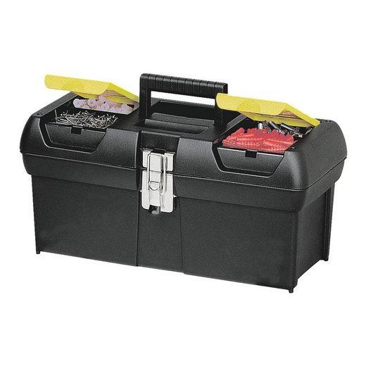 STANLEY Werkzeugbox »Millenium«, mit herausnehmbarer Ablage