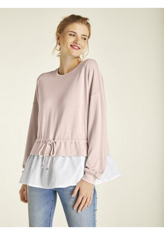 LINEA TESINI by Heine Sportinio stiliaus megztinis su Kapuze...