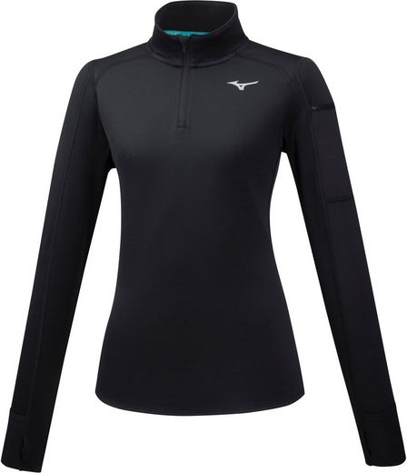 Mizuno Sweatshirt »Vortex Warmalite Half-Zip LS Damen«