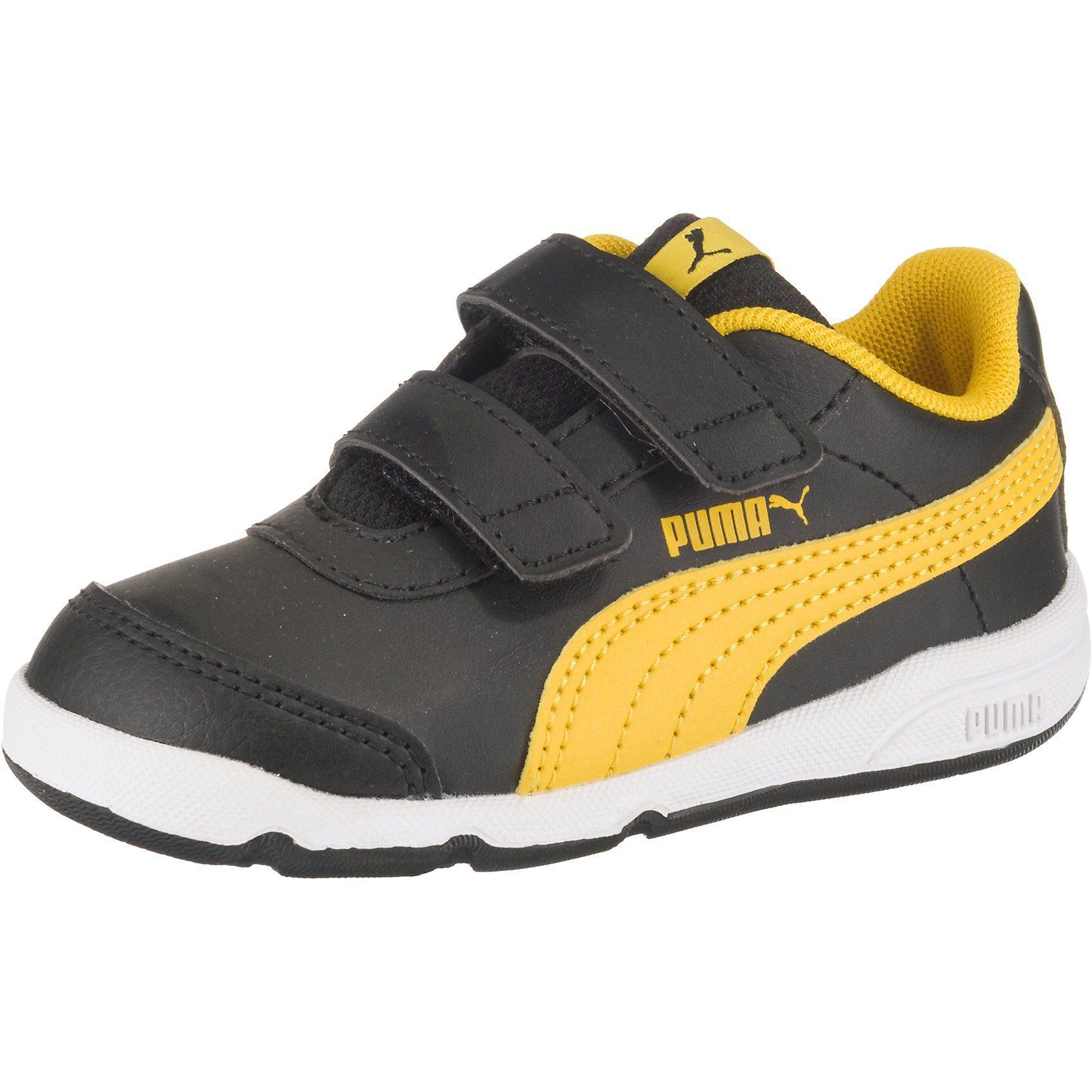 PUMA Baby Sneakers Low STEPFLEEX 2 SL VE V für Jungen, Baby