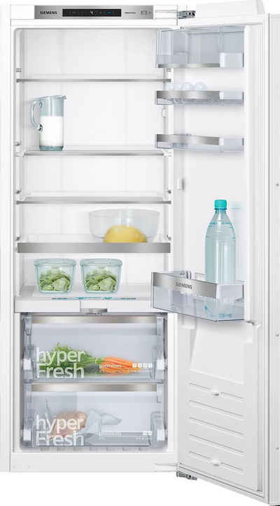 SIEMENS Einbaukühlschrank iQ700 KI51FADE0, 139,7 cm hoch, 55,8 cm breit