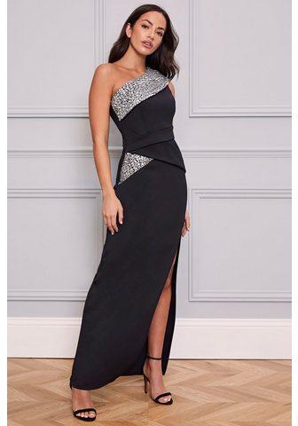 LIPSY Suknelė su glänzenden Pailletten