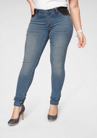 Arizona Skinny-fit-Jeans »Ultra Stretch« Low W...
