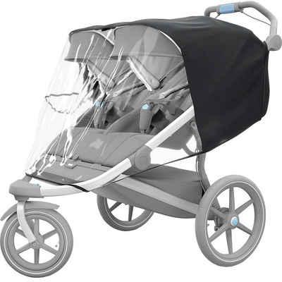 Thule Kinderwagen-Regenschutzhülle »Regenverdeck für Zwillings- und Geschwisterwagen«