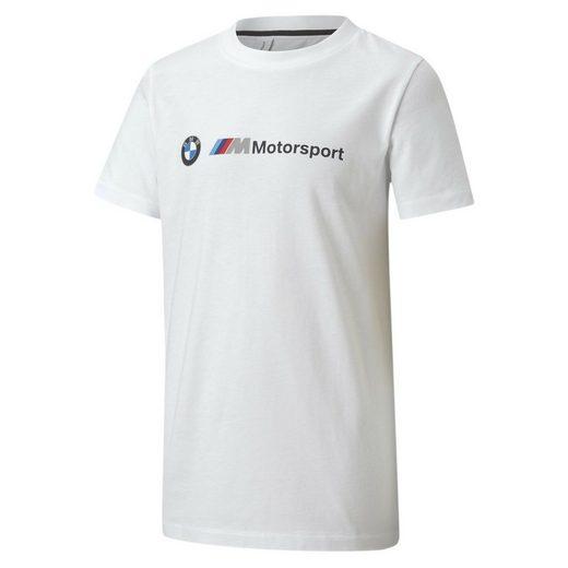 PUMA T-Shirt »BMW M Motorsport Logo Youth T-Shirt«