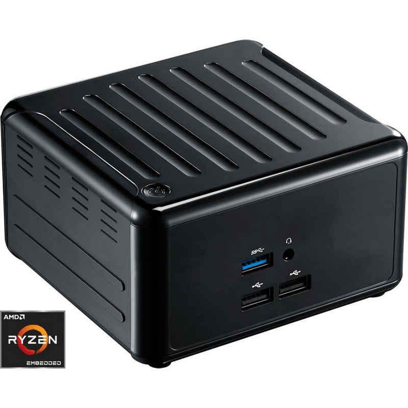 Asrock 4X4 Box-V1000M, ohne Betriebssystem Barebone-PC