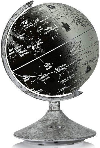 COSTWAY Nachttischlampe »pädagogischer Tisch-Globus mit Sternbildern«
