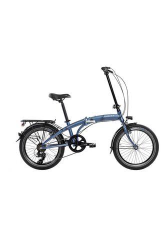 SIGN Sudedamas dviratis 7 Gang Shimano TOUR...