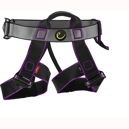 Edelrid Outdoor-Equipment »Joker Harness Junior« in schwarz