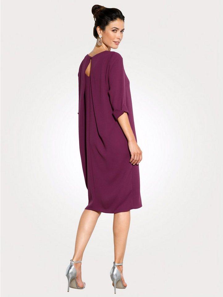 Festtagsmode - Mona Kleid mit aparter Rückenlösung › rosa  - Onlineshop OTTO