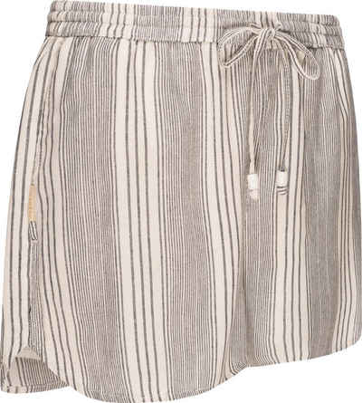 Ragwear Shorts »Hoties« leichte kurze Leinenhose mit Tunnelzugband