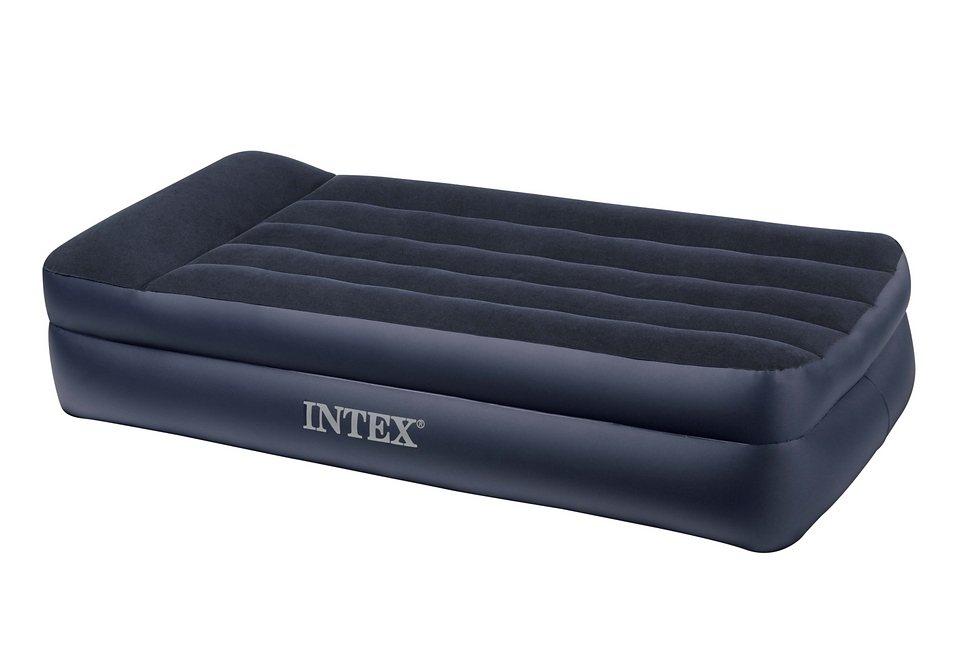 Luftbett, Intex, »Pillow Rest«, in 2 Varianten lieferbar in blau