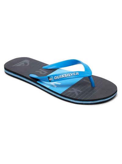 Quiksilver »Molokai Word Block« Sandale