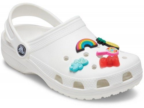 Crocs Schuhanstecker »Jibbitz™ Happy Candy« (Set, 5-tlg), zum anstecken an den Crocs