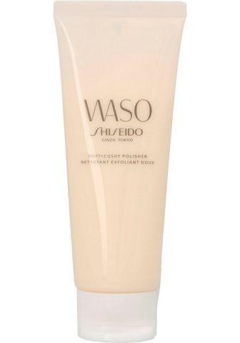 SHISEIDO Gesichtspeeling »WASO Soft & Cushy Pol...