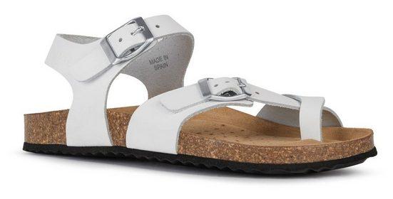 Geox »D BRIONA« Sandale mit Zehensteg