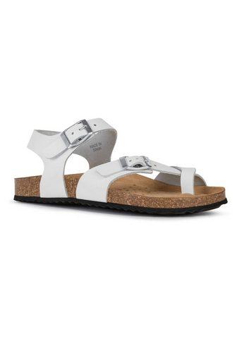 Geox »D BRIONA« sandalai su Zehensteg