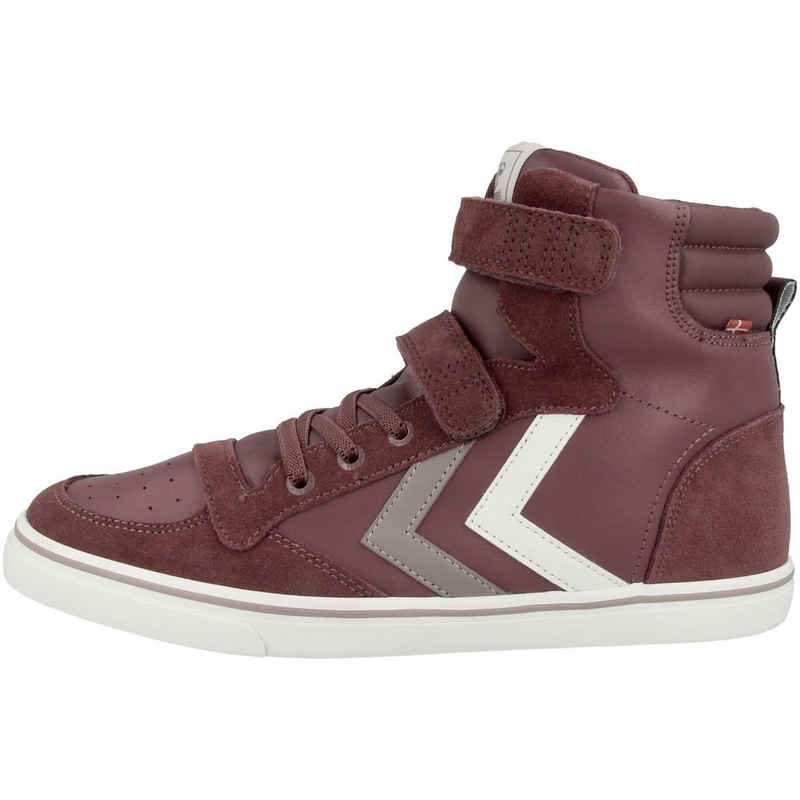 hummel »Slimmer Stadil Junior Unisex Kinder« Sneaker
