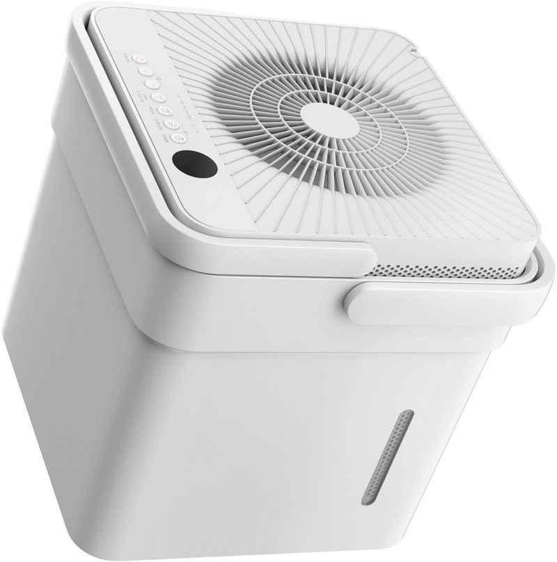 Midea Luftentfeuchter Cube 20, für 100 m³ Räume, Entfeuchtung 20 l/Tag, Tank 12 l