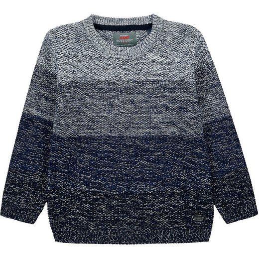 Kanz Rundhalspullover »Pullover für Jungen«