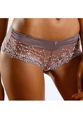 Marie Claire Panty in taupe-rosé
